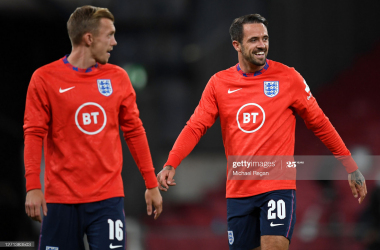 Danny Ings and James Ward-Prowse remain as only Southampton representatives in England squad