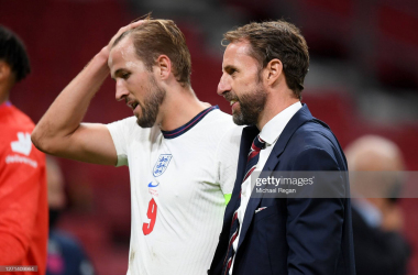 Southgate has no concerns about Kane despite speculation over future