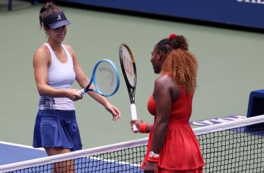 US Open: Serena Williams battles past gutsy Tsvetana Pironkova