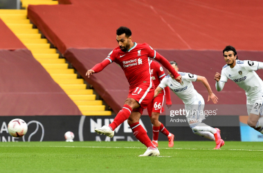 Photo by Andrew Powell/Liverpool FC via Getty Images)
