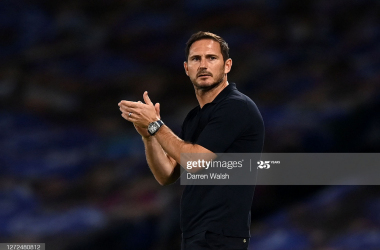 Lampard draws plenty of positives from win over Brighton