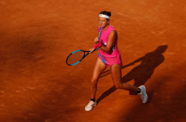 WTA Rome second round preview: Sofia Kenin vs Victoria Azarenka