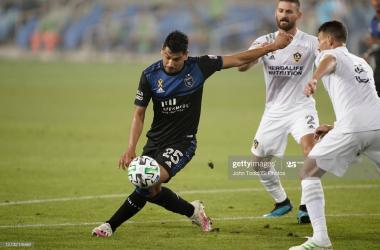 San Jose Earthquakes 2-1 LA Galaxy: Andy Rios PK decides Cali Clasico