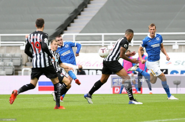 As it happened: Newcastle United 0-3 Brighton & Hove Albion in the Premier League