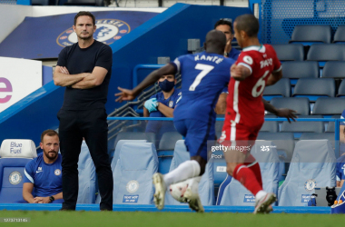 Lampard: 'I'm happier with our loss than win at Brighton'