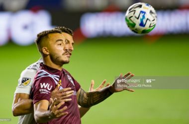 Colorado Rapids 3-1 Seattle Sounders: Rapids close in on playoff place with routine win