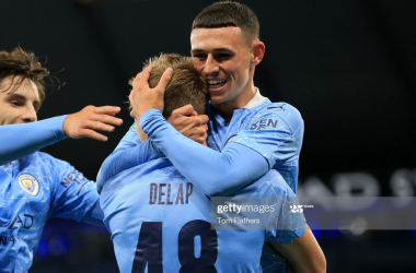 Manchester City 2-1 Bournemouth: Brilliant Foden keeps City in Carabao Cup