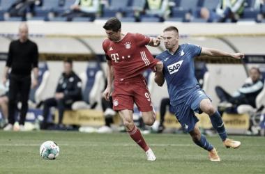 Resumen Bayern Múnich vs TSG Hoffenheim en la Bundesliga 2021 (4-0)