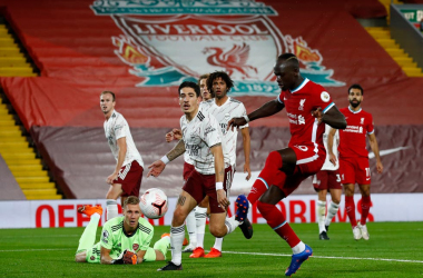 Arsenal 0-3 Liverpool: As It Happened