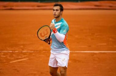 French Open: Hugo Gaston stuns Stan Wawrinka in rain-delayed five-setter