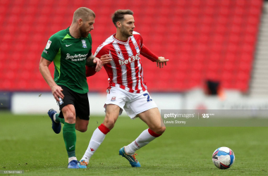 Stoke City 1-1 Birmingham City: Powell strikes late to save Stoke
