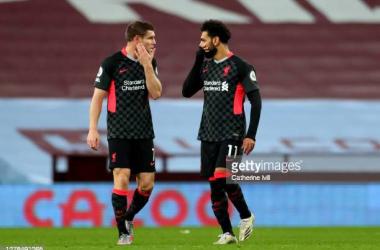 As It Happened: Aston Villa 1-4 Liverpool