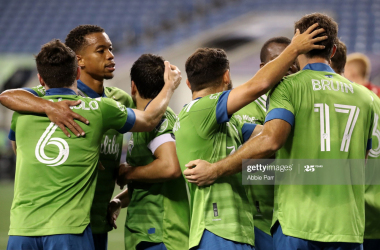 Seattle Sounders 1-1 Portland Timbers: Last gasp Bruin leveller denies Timbers