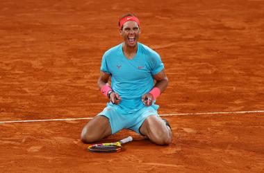 French Open: Rafael Nadal dismantles Novak Djokovic for 20th major title