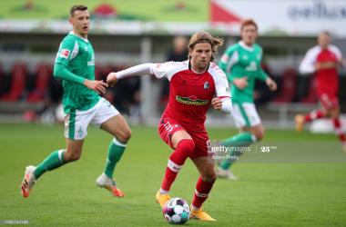Freiburg 1-1 Werder Bremen: Honors even at the Schwarzwald-Stadion