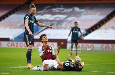 Aston Villa 0-3 Leeds United: Patrick Bamford hat-trick sinks high flying Villa