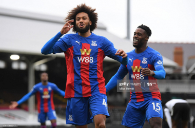 Fulham 1-2 Crystal Palace: The Eagles' clinical finishing the difference in London derby