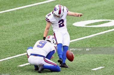 Bass kicks six field goals to lead Bills over winless Jets