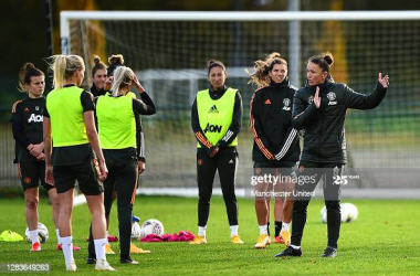 """""""It's probably gonna be our biggest test yet""""- Casey Stoney on facing Arsenal in the FA WSL"""