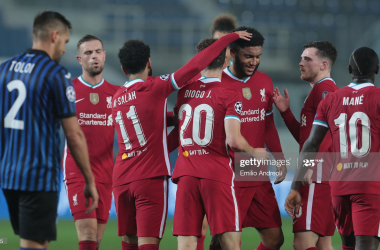 Liverpool VS Atalanta match preview: Reds look to extend lead in group stages