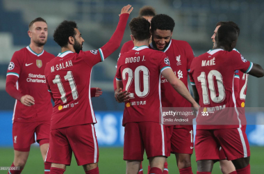 Atalanta B.C. 0-5 Liverpool: Diogo Jota hat-trick inspires Reds to a dominant win in Italy