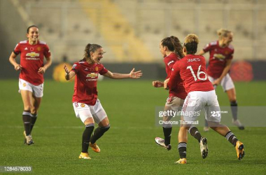 Analysis: Manchester United top of FA WSL table after 'outsmarting' Arsenal