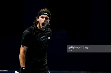 Nitto ATP World Tour Finals: Tsitsipas edges past Rublev in tight affair
