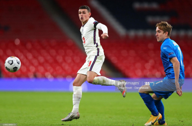 The Warmdown: Phil Foden's adventure gives England timely lift
