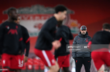 The five key quotes from Jurgen Klopp's post- Leicester City press conference