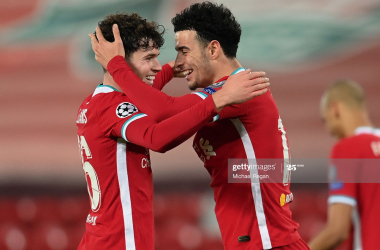 Liverpool 1-0 Ajax: Klopp's men progress on Merseyside