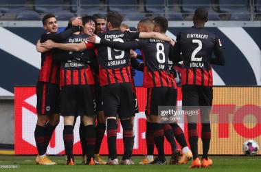 Eintracht Frankfurt 2-1 Bayern Munich: Thrilling Frankfurt beat the champions