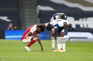 Tottenham 2-0 Arsenal: Gunners dominant but defeated