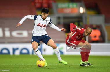 As it happened: Tottenham Hotspur 1-3 Liverpool in Premier League