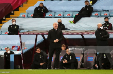 The key quotes from Sean Dyche following Burnley's 0-0 draw against Aston Villa