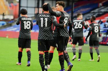 Crystal Palace 0-7 Liverpool: Ruthless Reds run riot to punish pitiful Palace