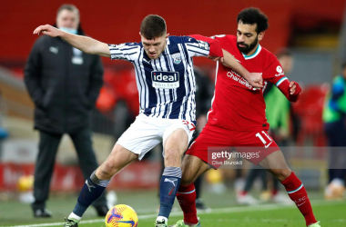 The Warm Down: Resilient Baggies Earn Valuable Point At Anfield.