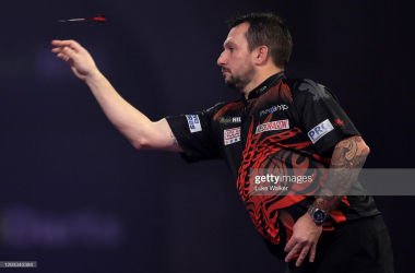Darts: Jonny Clayton beats Michael Van Gerwen on Judgement Night in the Premier League