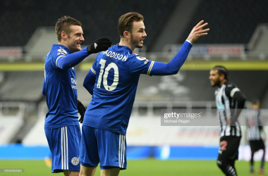 Newcastle United 1-2 Leicester City: Maddison pulls Leicester's strings to hit a bullseye against Newcastle