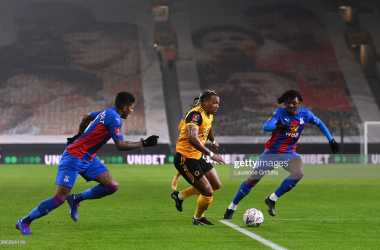 As it happened: Wolverhampton Wanderers 1-0 Crystal Palace LIVE: Adama Traore sends Wolves through to the fourth round.