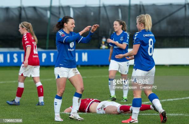 Everton Women 4-0 Bristol City Women