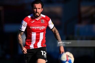 Exeter City 3-2 Bradford City: Spirited Grecians fight back