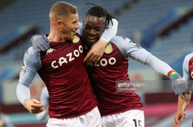 Aston Villa 2-0 Newcastle United: Watkins and Traore score as Villa cruise to victory against Magpies