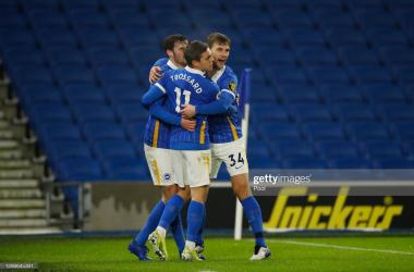 As it happened: Brighton & Hove Albion 1-0 Tottenham Hotspur in Premier League