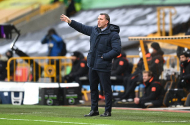Leicester City v Brighton & Hove Albion: The key quotes from Rodgers' press conference