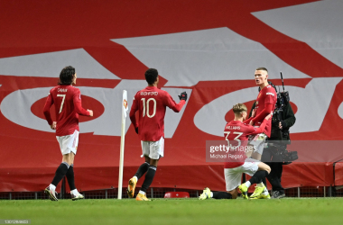 Manchester United 1-0 West Ham United [AET]: McTominay to the rescue for United in extra-time