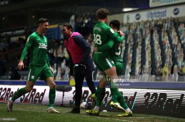 Blackburn Rovers 1-2 Preston North End: Player ratings