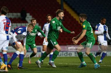 Blackburn Rovers 1-2 Preston North End: Hard-working Lilywhites win Lancashire derby