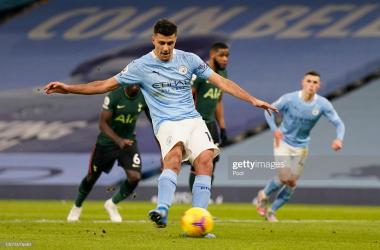 As it happened: Manchester City 3-0 Tottenham Hotspur in Premier League