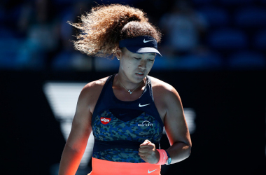 Once Osaka found her groove, she was hard to stop (Daniel Pockett/Getty Images)
