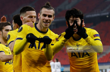 As it happened: Wolfsberger AC vs Tottenham Hotspur in Europa League
